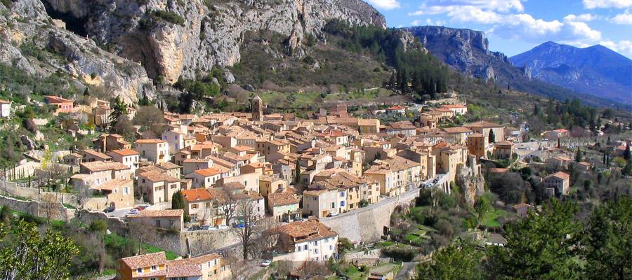 Village Chateauredon