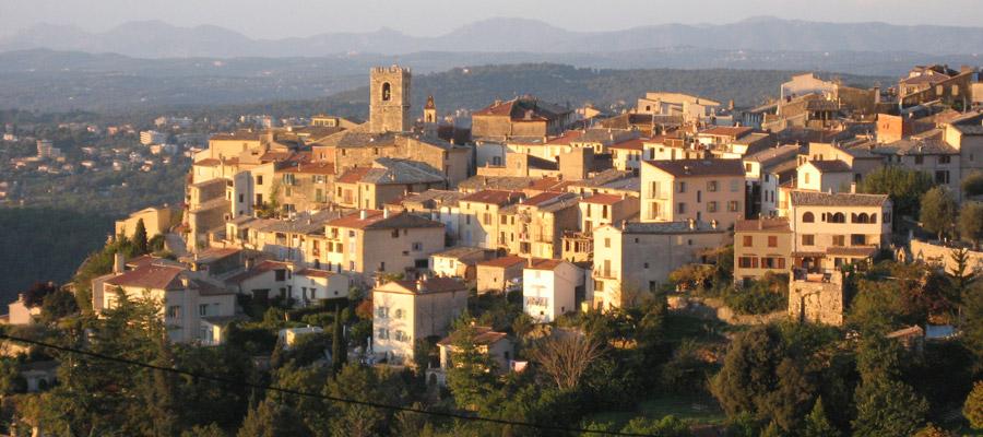 Village St Jeannet