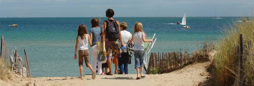 vacances en famille le sud de la France