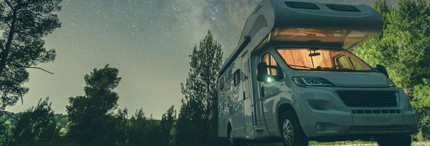 Concessionnaire de camping car